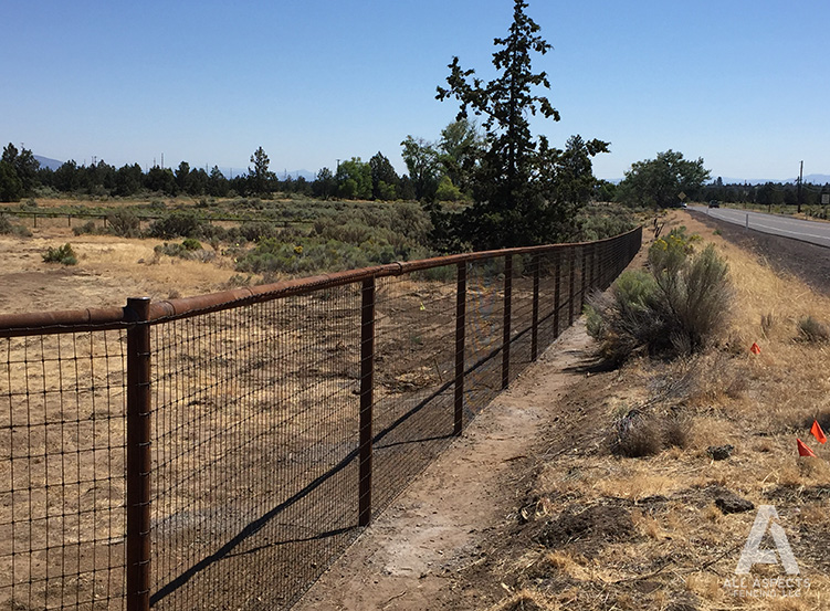 Pipe Fence Installation And Repair In Central Oregon