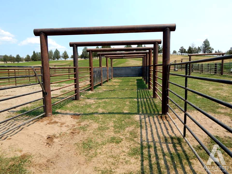 Corral Installation And Repair In Central Oregon