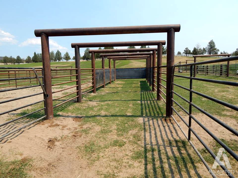 Corral Installation And Repair In Central Oregon All