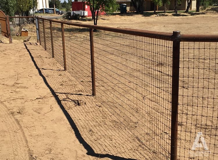 Pipe Fence Installation and Repair in Central Oregon | All Aspects